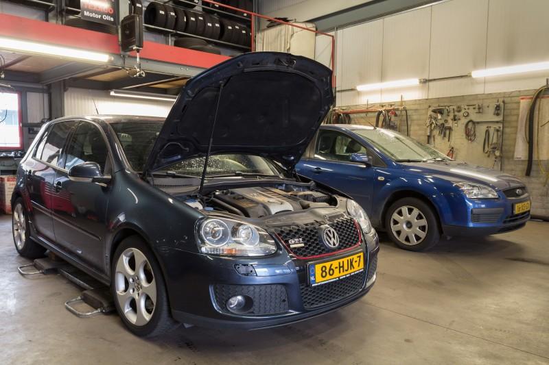 Airco service Autobedrijf Gubbels Kelpen